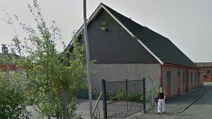 The Islamic Centre, Newton Heath