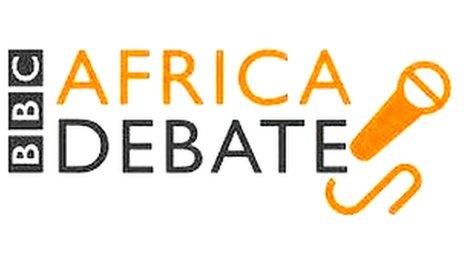 BBC Africa Debate banner