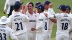 Jesse Ryder picked up his fourth five-wicket haul of the summer inside a morning at Chelmsford