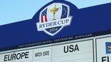 Ryder Cup scoreboard 2014