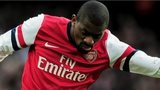 Abou Diaby of Arsenal