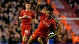 Liverpool winger Raheem Sterling