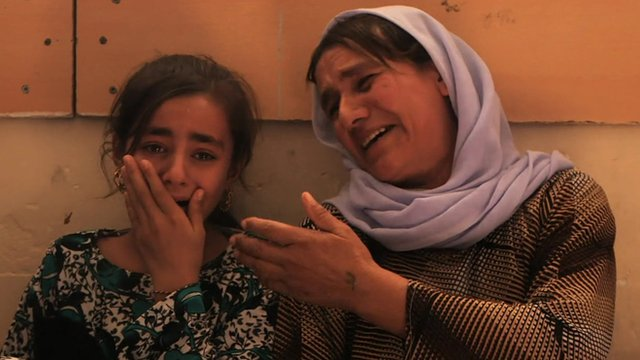 Yazidi anger at forgotten crisis