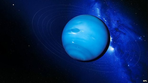 Real Pictures of the Planet Neptune - Pics about space