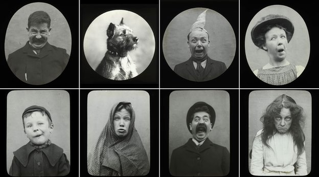 Victorian faces