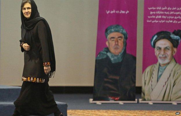 Ashraf Ghani Son Ashraf Ghani Faces a Difficult