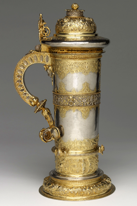 Long think tankard