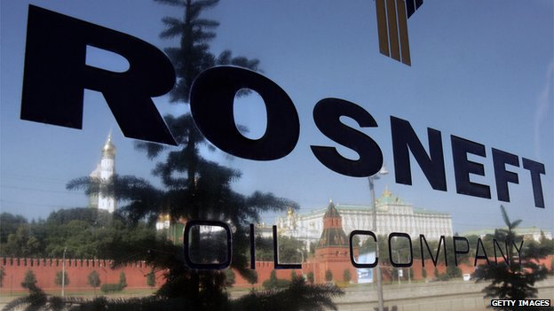Rosneft and Exxon find Arctic oil