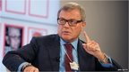WPP Chief Executive Sir Martin Sorrell talks