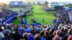 Ryder Cup crowds