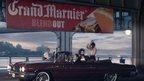 Avicii music video featuring a Grand Marnier ad