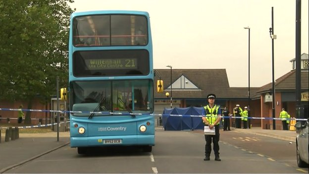 Coventry bus service 11