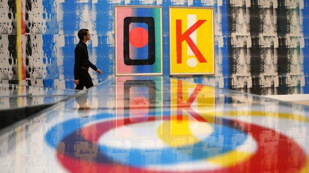 Ciara Phillips' Things Shared 2014 at Tate Britain