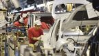 Asian markets fall on factory data