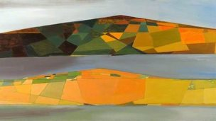 Two Island Series (No.2) (Orkney) by Wilhelmina Barns-Graham