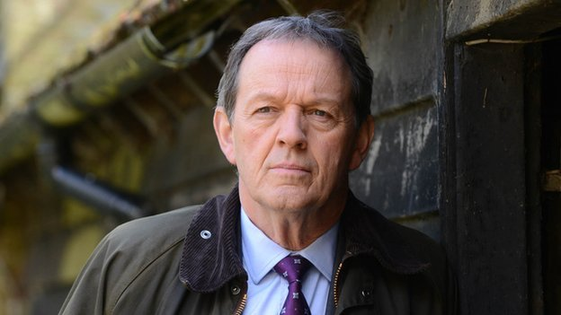 Lewis to run for 'one more' series, says Kevin Whately