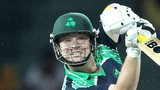Paul Stirling will not play any part in Ireland's tour because of his back injury