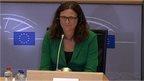 Cecilia Malmstrom, 29 Sept 2014
