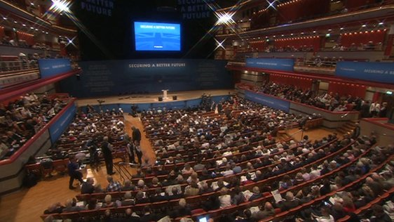 Conference hall in Birmingham