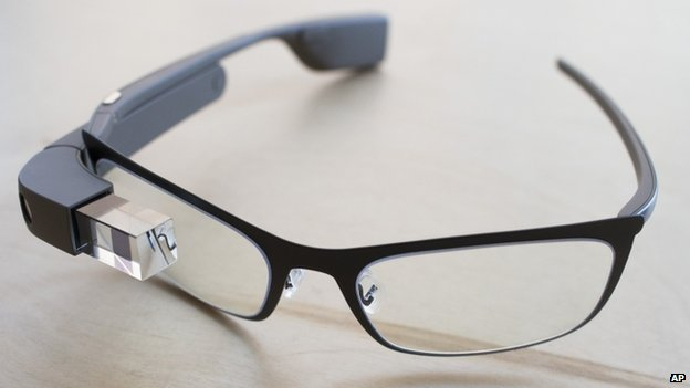 Google glass glasses