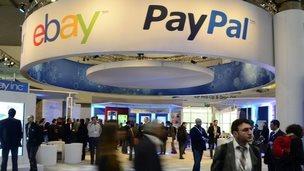 ebay PayPal signs