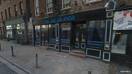 The Jacaranda, Liverpool