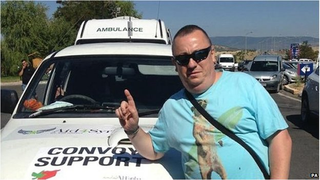 Briton Alan Henning 'killed by IS'