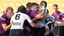Ulster crashed to a surprise defeat against Zebre in Parma on Saturday