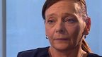Barbara Henning, wife of hostage Alan Henning