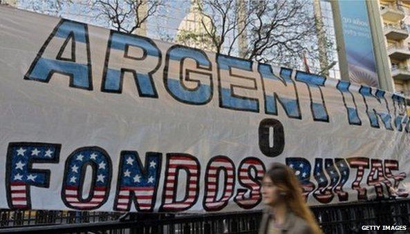 Argentina banner