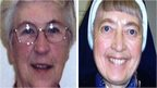 Sr Marie Duddy and Sr Frances Forde
