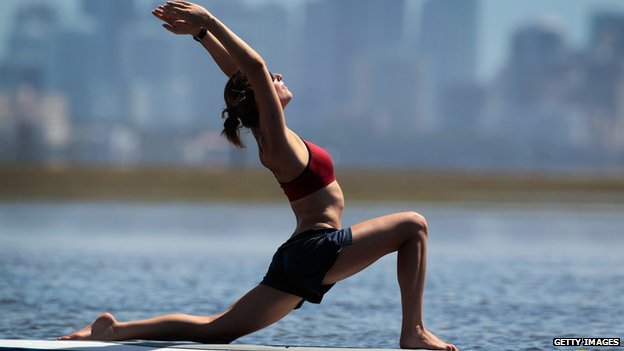 Is yoga really about exercise?