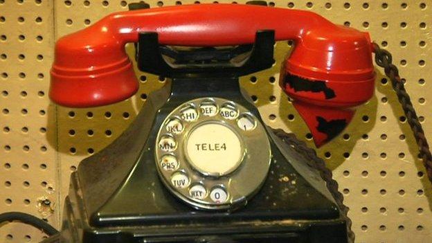 Churchill's Liverpool phone hotline
