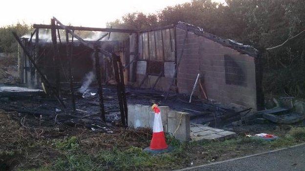 Witney fire
