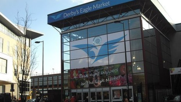 Derby's Eagle Market