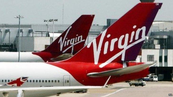 Virgin plane