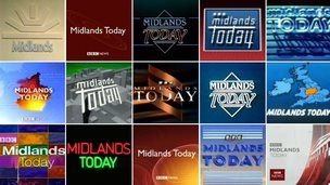 Midlands Today idents