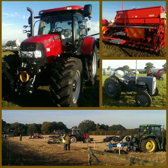 Brailsford Ploughing Match