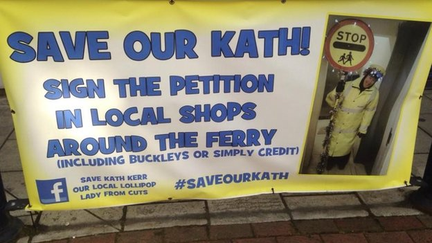 Campaign to save Kath Kerr