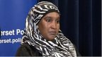 Yusra Hussien's mother Safiya