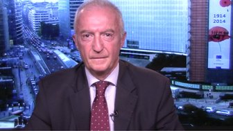 European Union's anti-terrorism chief Gilles de Kerchove