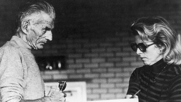 Samuel Beckett & Billie Whitelaw