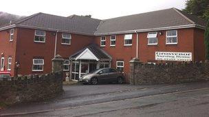 Grosvenor nursing home