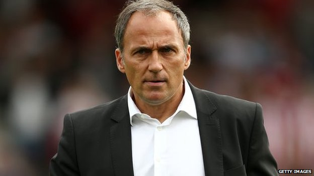 Darko Milanic is the head coach of Leeds United