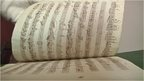 Mozart piano score