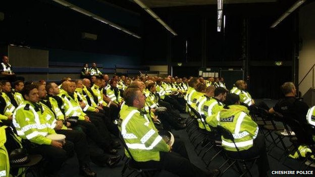 Operation Cross breaking to tackle illegal driving