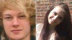 Ben Clarkson and Megan Roberts