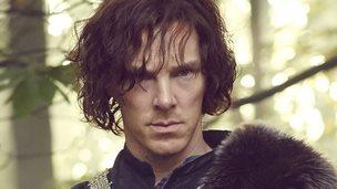Benedict Cumberbatch as Richard III