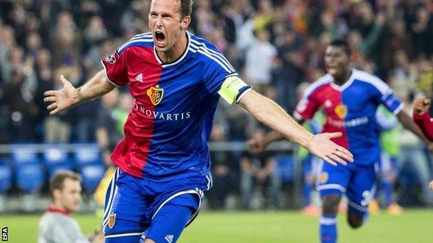 Basel 1-0 Liverpool (Grupa B)