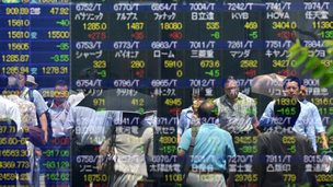Japan is the world's second-biggest equities market